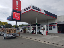 Service Station Business for Sale Tai Tapu Christchurch
