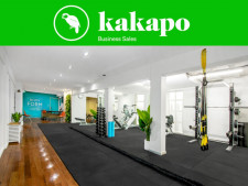 Boutique Health and Fitness Gym Business for Sale Ponsonby Auckland