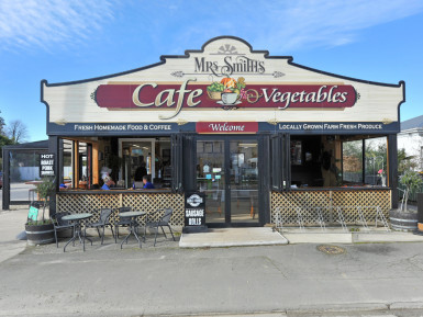 Cafe for Sale Riwaka Nelson Bays