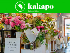 Florist Business for Sale Central Ponsonby Auckland