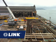 Marine Construction and Maintenance Business for Sale Wellington Greater Area