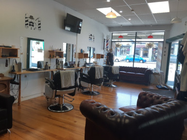 Barber and Hair Cutting Shop Business for Sale Katikati POB