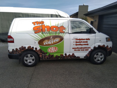 Coffee Van Business Opportunity for Sale South Island Options